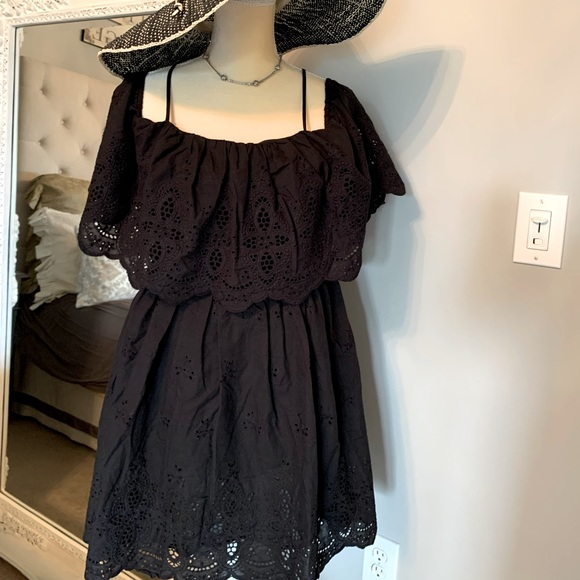 🔥Do + Be Black Summer Dress